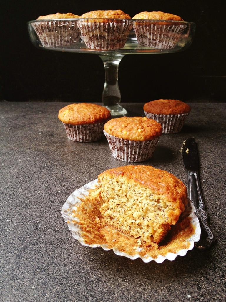 banana muffin | eatsgoodforme